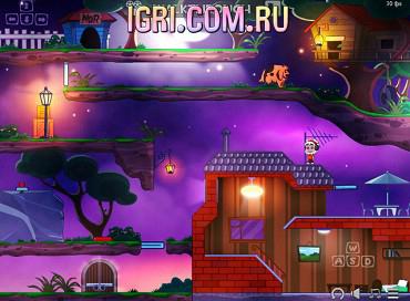 Игры двоих онлайне приключения